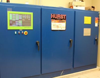 Hurst Factory Controls
